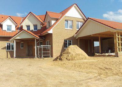 Burfeind Baugeschäft: von Maurer- und Betonarbeiten bis hin zu Fundamentarbeiten